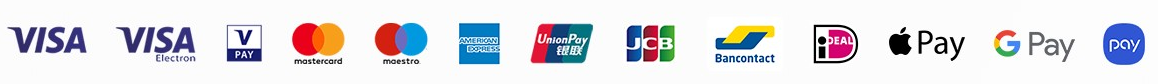 logos mode de paiement