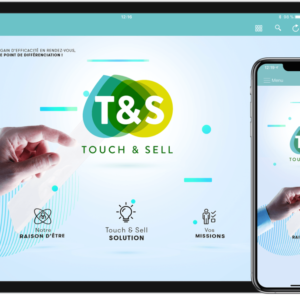 Démo Application Touch & Sell