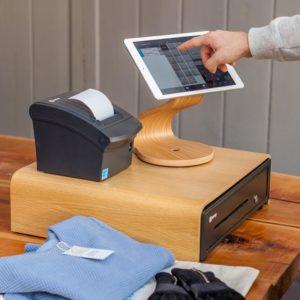Imprimante de reçus WI-FI - Bixolon SRP-350plusIII