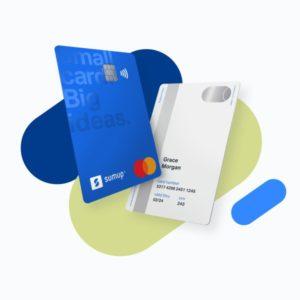 Nouvelle Carte bancaire SumUp Card